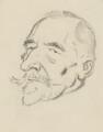 Joseph Conrad, by Sir David Low - NPG 4529(93)