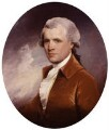 John Singleton Copley, by Gilbert Stuart - NPG 2143