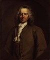 Unknown man, formerly known as Thomas Coram, by Unknown artist - NPG 2351