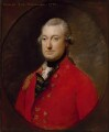 Charles Cornwallis, 1st Marquess Cornwallis, by Thomas Gainsborough - NPG 281