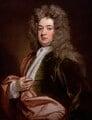 Charles Cornwallis, 4th Baron Cornwallis, by Sir Godfrey Kneller, Bt - NPG 3200
