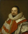 Thomas Coventry, 1st Baron Coventry, after Cornelius Johnson - NPG 716