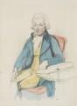 William Cowper, by William Harvey, after  Lemuel Francis Abbott - NPG 806