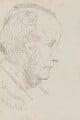 Gathorne Gathorne-Hardy, 1st Earl of Cranbrook, by Sebastian Evans - NPG 2173(46)