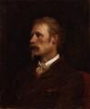 Walter Crane, by George Frederic Watts - NPG 1750