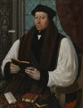Thomas Cranmer, by Gerlach Flicke - NPG 535