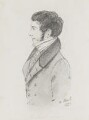 Keppel Richard Craven, by Alfred, Count D'Orsay - NPG 4026(18)