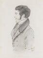 Keppel Richard Craven, by Alfred, Count D'Orsay - NPG 4026(18)