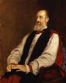Mandell Creighton, by Sir Hubert von Herkomer - NPG 1335