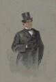 William Creswick, by Alfred Bryan - NPG 2450