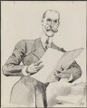 Robert Offley Ashburton Crewe-Milnes, 1st Marquess of Crewe, by Harry Furniss - NPG 3354