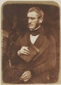 David Maitland Makgill Crichton, by David Octavius Hill, and  Robert Adamson - NPG P6(81)