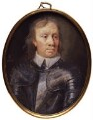 Oliver Cromwell, by Samuel Cooper - NPG 3065