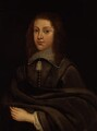 Unknown man, formerly known as Richard Cromwell, by Unknown artist - NPG 1334