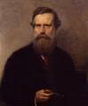 Sir William Crookes, by Albert Ludovici - NPG 1846