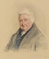 William Crotch, by John Linnell - NPG 1812