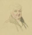 William Crotch, by John Linnell - NPG 1813