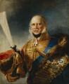 Ernest Augustus, Duke of Cumberland and King of Hanover, by George Dawe - NPG 3309