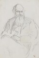 Charles Darwin, by Marian Collier (née Huxley) - NPG 3144