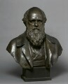 Charles Darwin, by Horace Montford - NPG 1395
