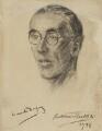 (George) Warwick Deeping, by Kathleen Shackleton - NPG 5142