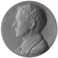 Walter de la Mare, by Theodore Spicer-Simson - NPG 2047