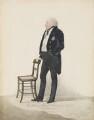 Sir James Steuart Denham, 8th Bt, by Richard Dighton - NPG 2756