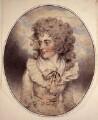 Elizabeth (née Farren), Countess of Derby, by John Downman - NPG 2652