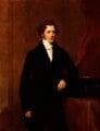 Edward Stanley, 14th Earl of Derby, by Frederick Richard Say - NPG 1806
