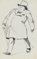 Edward Henry Stanley, 15th Earl of Derby, by Harry Furniss - NPG 3356