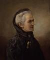 Charlotte Despard (née French), attributed to Charles Mendelssohn Horsfall - NPG 4345