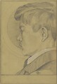 Edward Julius Detmold, by Charles Maurice Detmold - NPG 3037