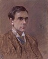Goldsworthy Lowes Dickinson, by Roger Fry - NPG 3151
