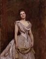 Emilia Francis (née Strong), Lady Dilke, by Sir Hubert von Herkomer - NPG 5288