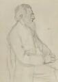 Richard Watson Dixon, by Sir William Rothenstein - NPG 3171