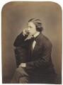 Lewis Carroll, by Lewis Carroll (Charles Lutwidge Dodgson) - NPG P39