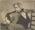 Arnold Dolmetsch, by Herbert Lambert - NPG P108