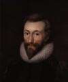 John Donne, after Isaac Oliver - NPG 1849