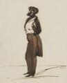 Alfred, Count D'Orsay, by Sir Edwin Henry Landseer - NPG 4922