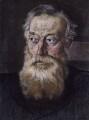 Charles Montagu Doughty, by Eric Henri Kennington - NPG 2113