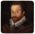 Sir Francis Drake, after an engraving attributed to Jodocus Hondius - NPG 1627