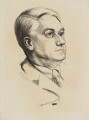 John Drinkwater, by Joyce Wansay Thompson - NPG 4094