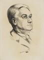 John Drinkwater, by Joyce Wansay Thompson - NPG 4094