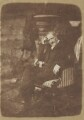 Henry Duncan, by David Octavius Hill, and  Robert Adamson - NPG P6(88)