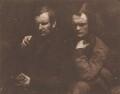 James Duncan; Thomas Duncan, by David Octavius Hill, and  Robert Adamson - NPG P6(142)