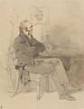 William Dunlop, by Daniel Maclise - NPG 3029