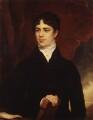 John George Lambton, 1st Earl of Durham, replica by Thomas Phillips - NPG 2547
