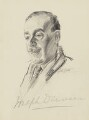 Joseph Duveen, Baron Duveen, by Walter Tittle - NPG 2484