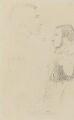 George Dunlop Leslie; Sir Charles Lock Eastlake; John Wood, by Charles Bell Birch - NPG 2477