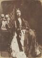 Elizabeth (née Rigby), Lady Eastlake, by David Octavius Hill, and  Robert Adamson - NPG P6(163)